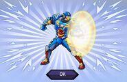 Platinum Captain Patriot