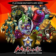Platinum Mutants