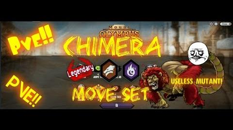 MGG - Chimera (Move Set)