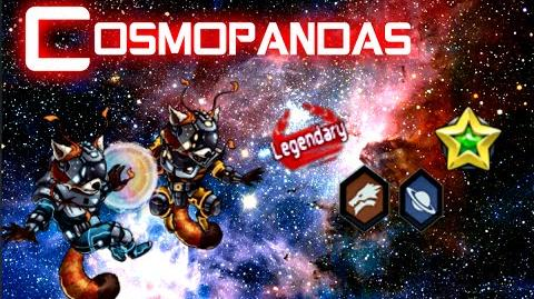 MGG - Cosmopandas (Move Set)