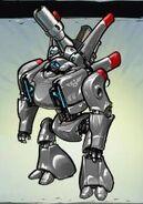 BronzeRobot