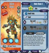 Gold-shadow-shaman