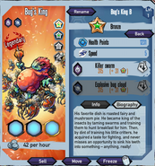 Bronze-bugs-king