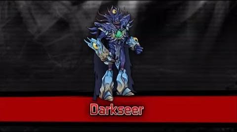 Mutants Genetic Gladiators - Darkseer (Spotlight)