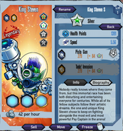 Silver-king-steven