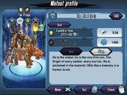 The Primal - Mutopedia - Silver - L1