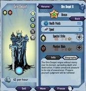 Bronze-dire-despot