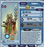 Bronze-gandolphus
