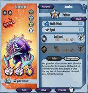 Platinum Crawlorax