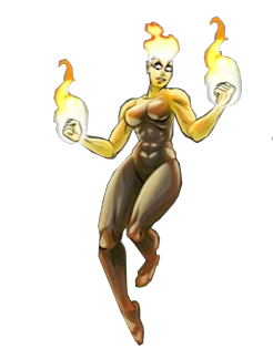 Firestorm Infobox