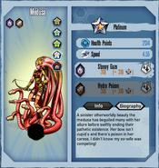 Platinum Medusa