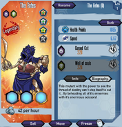 The Fates Basic Stats