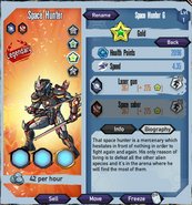 Gold-space-hunter
