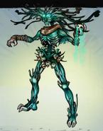 Silver Crypt Wraith
