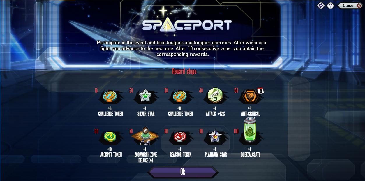 SpaceportQ