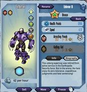 Bronze-enforcer