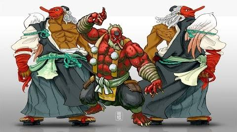 CROSSBREEDING TENGU (LEGENDARY MUTANT)