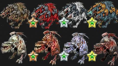 CROSSBREEDING CERBERUS AND UNDEAD DRAGON