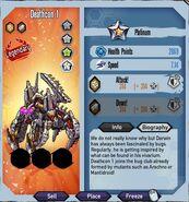Platinum Deathcon 1