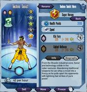 Hero-techno-taoist