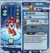 Super-heroes-enforcer