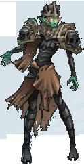 Queen Sylvidra