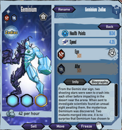 Zodiac-geminium