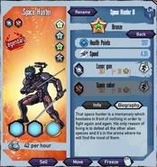 Bronze-space-hunter
