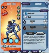 Basic-space-hunter