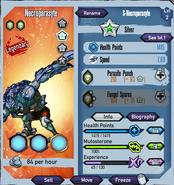 S-Necroparasyte
