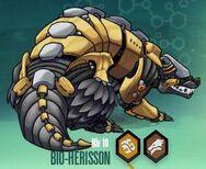 Bio-Hedgehog