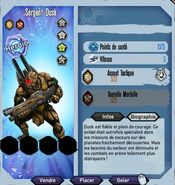 Sergeant Dusk 1