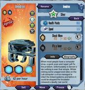 Silver-invadron