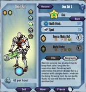 Gold-dead-bot