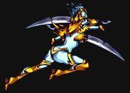 Platinum Blade Banshee