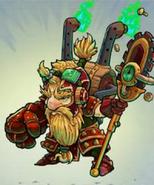 G Halbeard