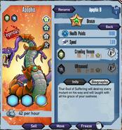 Bronze-apophis