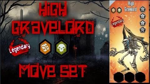MGG - High Gravelord (Move Set)