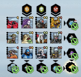 MGG Bingo Starter
