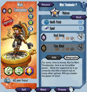 Platinum Mimi TimeBender 2