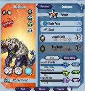 Deadnosaur platinum