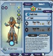 Bronze-nebulon