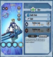 Spectre 3 Silver
