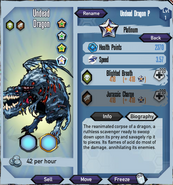 Platinum-undead-dragon
