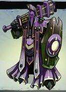 Silver Galactic Guardian