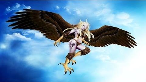 Lady Harpy