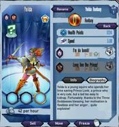 Fantasy-yelda