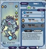 Silver-colossus