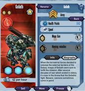 Army Goliath