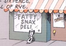 Fatty Snax Deli